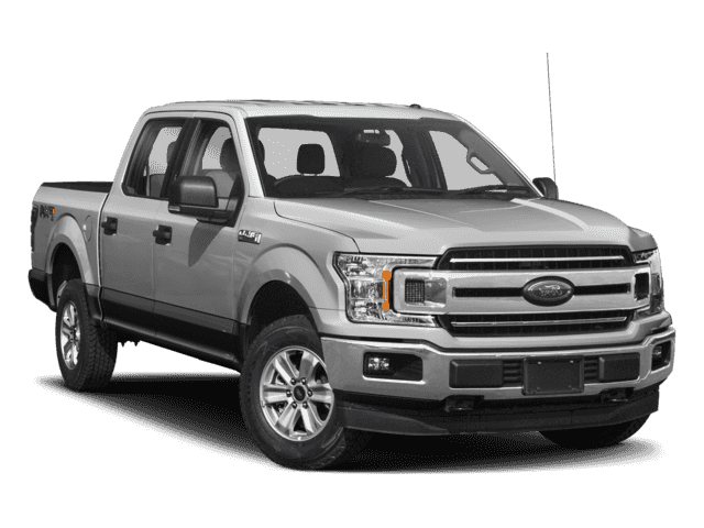 New 2018 Ford F 150 Xlt 4wd Supercrew 5 Box