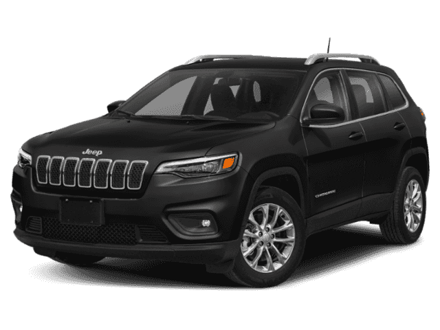 New 2019 JEEP Cherokee CHEROKEE LIMITED 4X4