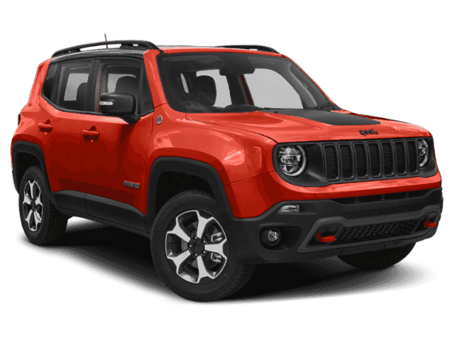 New 2019 Jeep Renegade Trailhawk 4x4 | Heated Seats and Steering Wheel | Sunroof | Navigation