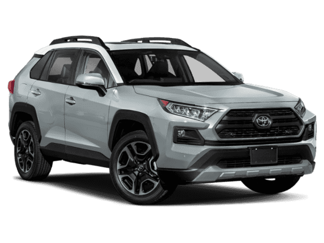New 2020 Toyota RAV4 TRD Off-Road