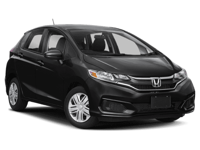 New 2019 Honda Fit LX-AEB CVT