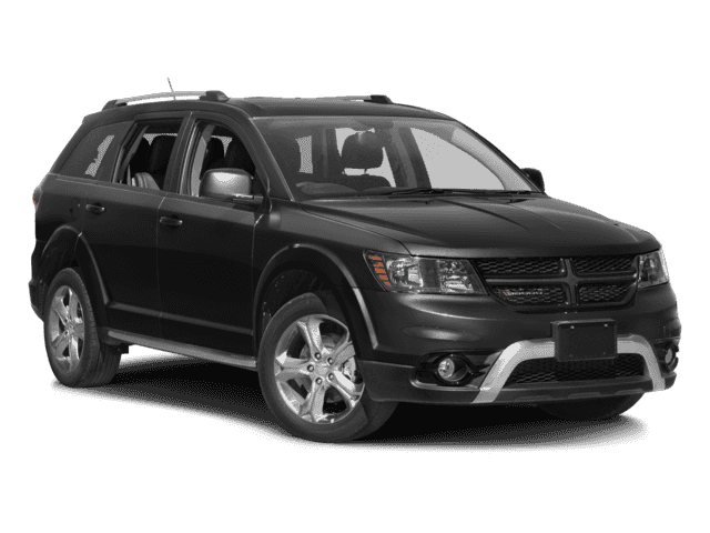 2017 Dodge Journey Crossroad AWD V6 | Navigation | DVD