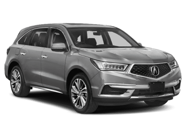 New 2020 Acura MDX w/Technology Pkg With Navigation & AWD