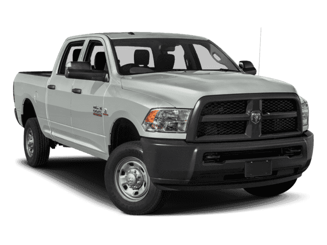 New 2017 Ram 2500 ST 4WD