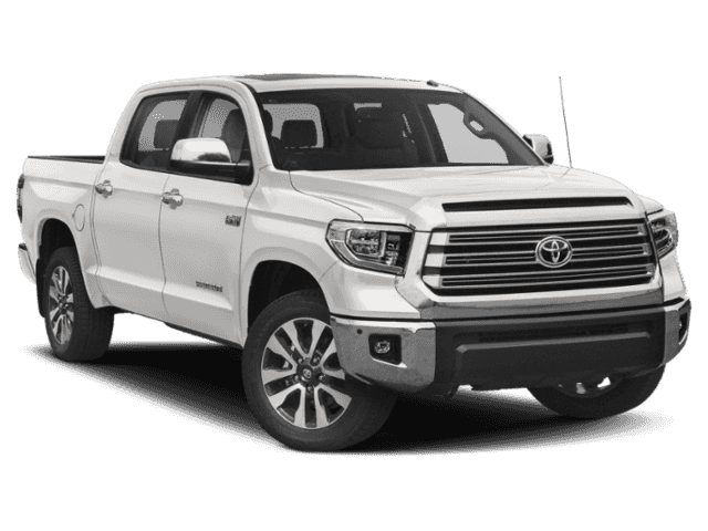 New 2020 Toyota Tundra CrewMax 5.5' Bed 5.7L