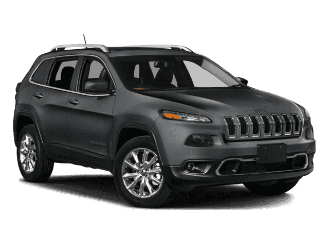 New 2017 Jeep Cherokee Altitude 4WD