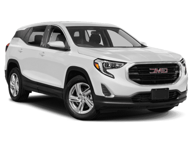 New 2019 GMC Terrain