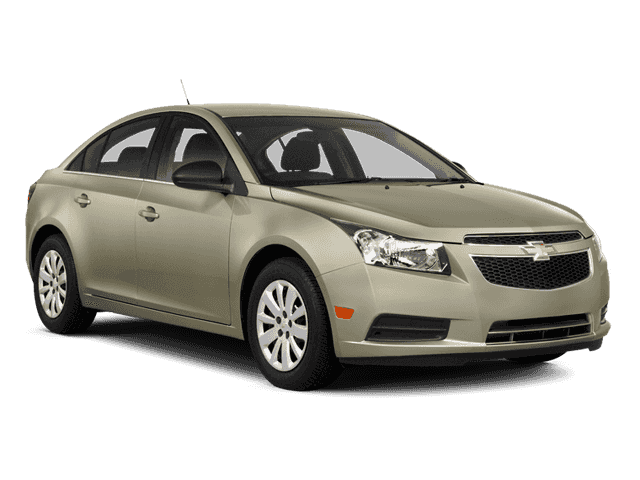 Pre-Owned 2014 Chevrolet Cruze LS Auto FWD Sedan