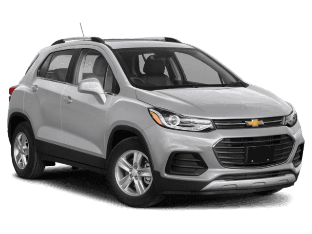 New 2021 Chevrolet Trax LT All Wheel Drive Crossover