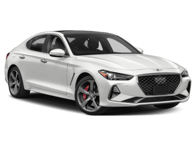 New 2020 Genesis G70 3.3T With Navigation & AWD