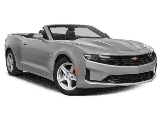 New 2019 Chevrolet Camaro 1LT RWD 2D Convertible