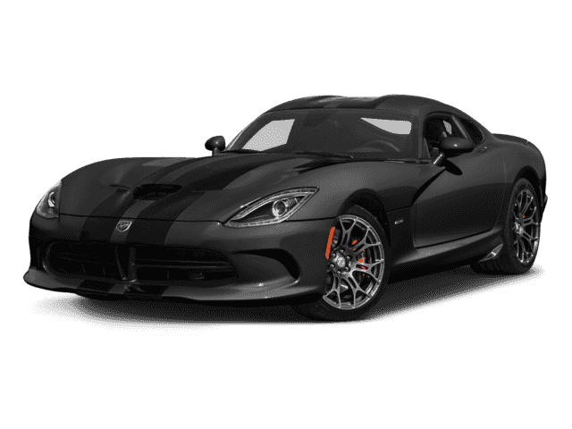 New 2017 Dodge Viper GTC