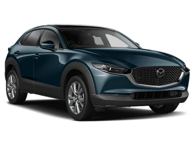 New 2020 Mazda CX-30 GX FWD at
