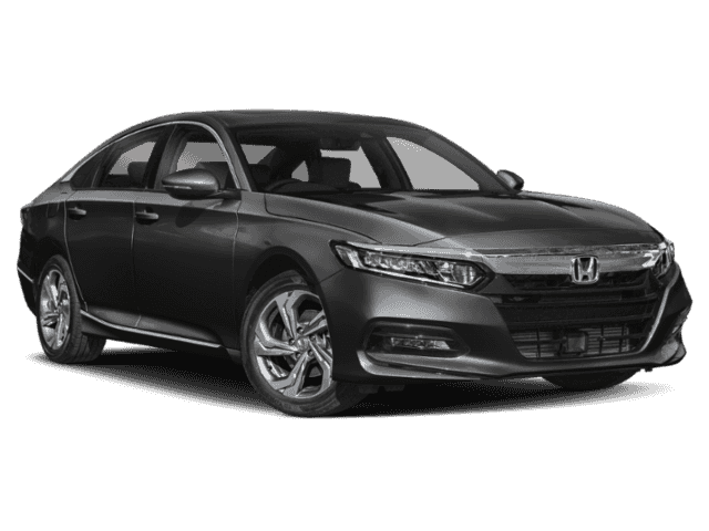 New 2019 Honda Accord Sedan EX-L CVT