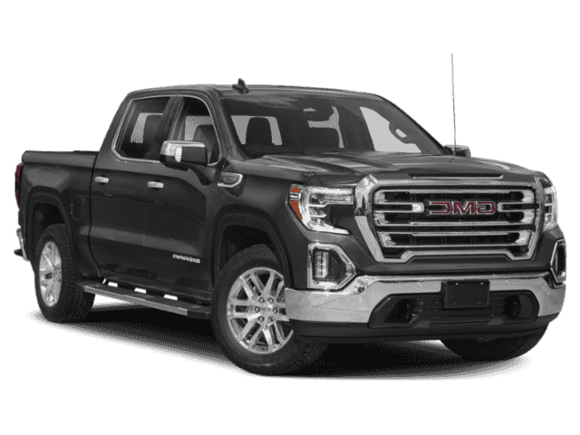 New 2019 GMC Sierra 1500 4WD Crew Cab 157 AT4