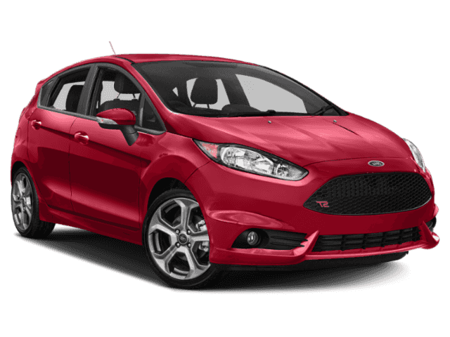 New 2019 Ford Fiesta ST