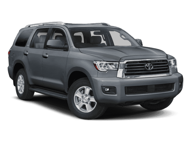 New 2018 Toyota SEQUOIA 4X4