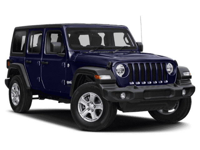 New 2019 Jeep Wrangler Unlimited
