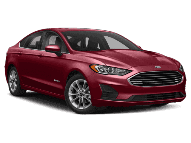 Lease a New 2019 Ford Fusion Hybrid SE FWD