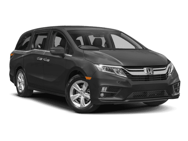 New 2018 Honda Odyssey EX-L w/Navigation & RES With Navigation