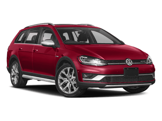 New 2018 Volkswagen Golf Alltrack 1.8 TSI