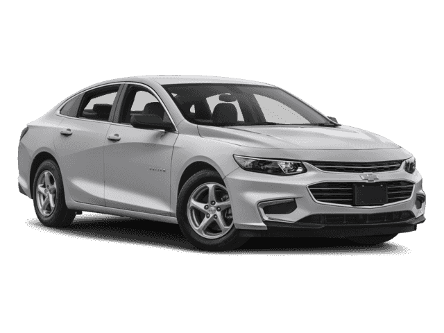 New 2017 Chevrolet Malibu LS FWD 4D Sedan
