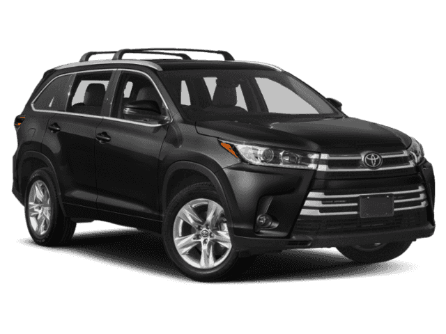 New 2019 Toyota HIGHLANDER LIMITED PLT - V6 AWD