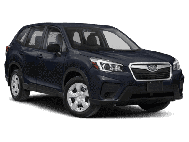 New 2020 Subaru Forester Sport AWD