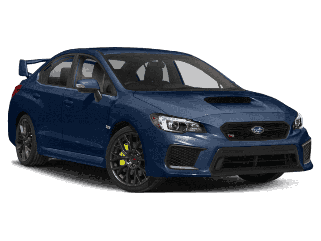 New 2019 Subaru Wrx Sti 4d Sedan In Southfield K9823214 Glassman