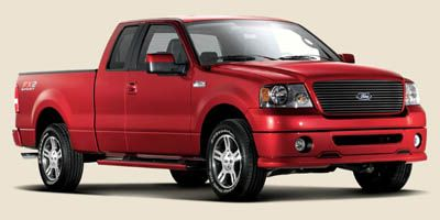 Pre-Owned 2007 FORD F150 XLT