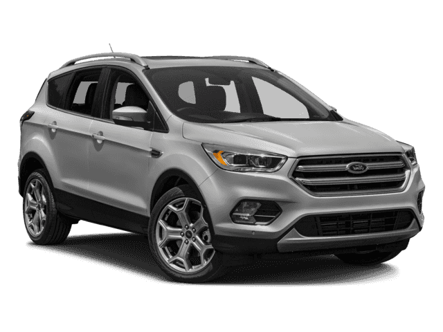 New Ford Escape Titanium