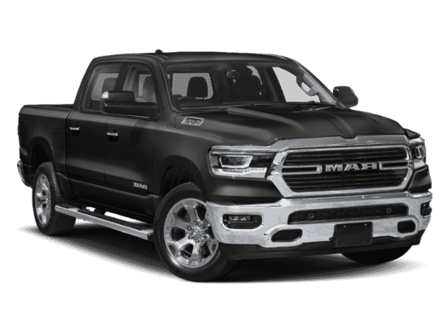 New 2020 Ram 1500 Big Horn Crew Cab | Heated Seats and Steering Wheel | Navigation