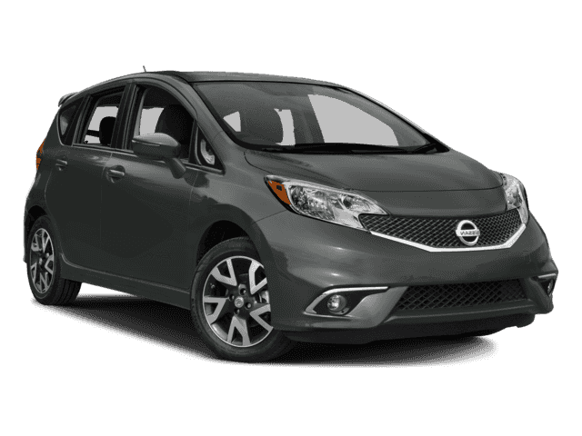 New 2016 Nissan Versa Note SR FWD Hatchback