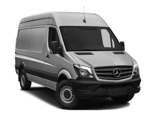 New Mercedes-Benz Sprinter Cargo Vans