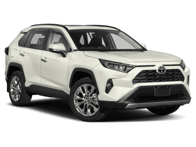 New 2020 TOYOTA RAV4 LIMITED FWD