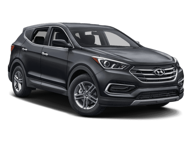New 2017 Hyundai Santa Fe Sport 2.4 Base AWD