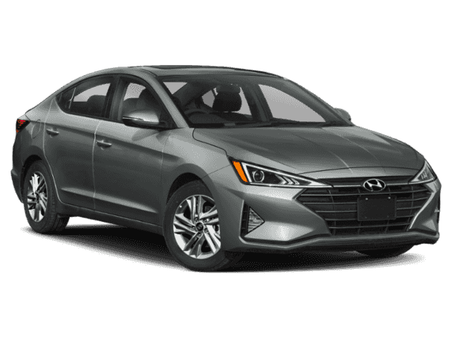 New 2020 Hyundai Elantra SEL FWD Sedan