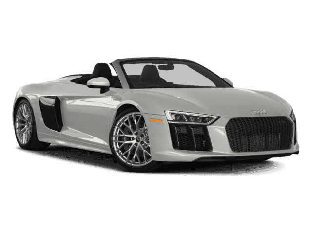 New Audi R Spyder V Convertible In Fremont Fletcher - Audi r8 convertible