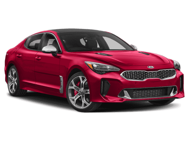 New 2018 Kia Stinger GT2