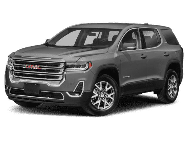New 2020 GMC Acadia Denali With Navigation & AWD