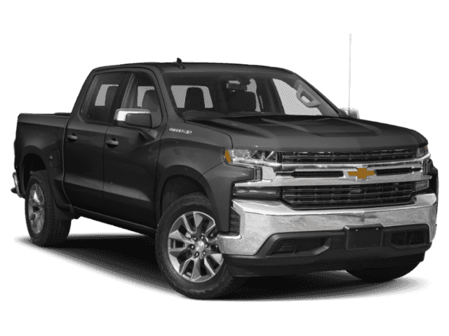 New 2019 Chevrolet Silverado 1500 4WD Crew Cab 147 LT Trail Boss