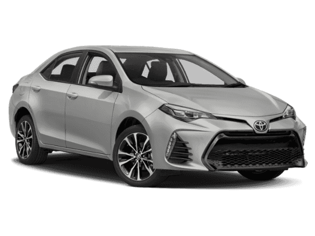 New 2019 Toyota Corolla Se Cvt 4dr Car In Santa Monica 19180081