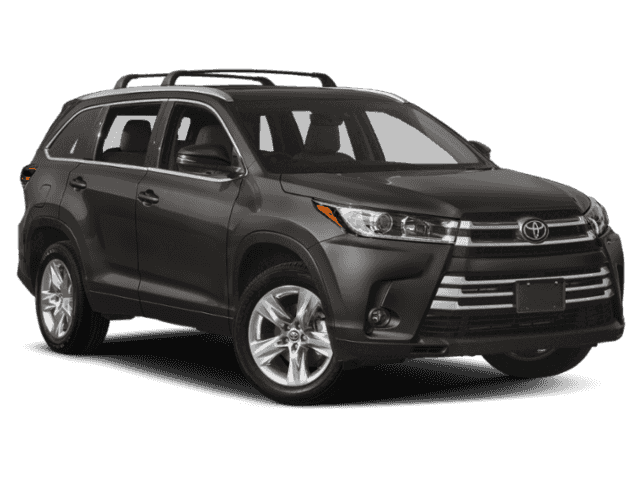 New 2019 Toyota Highlander Limited