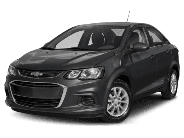 New 2020 Chevrolet Sonic LT FWD 4D Sedan