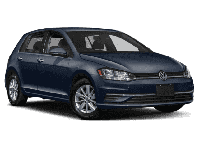 New 2018 Volkswagen Golf TSI S 4-Door