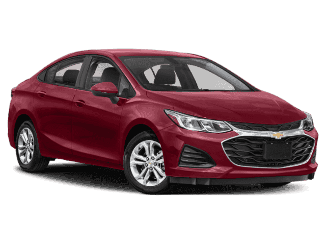 New 2019 Chevrolet Cruze LT FWD 4dr Car