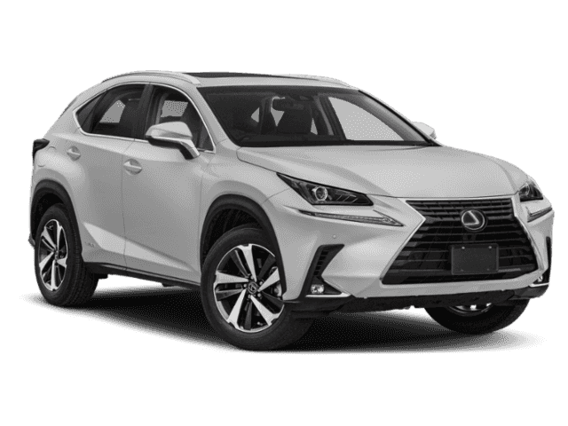 New Lexus NX 300h Base