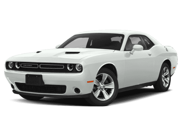 New 2020 DODGE Challenger SXT RWD Coupe