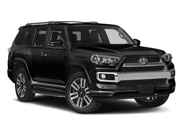 New 2017 Toyota 4Runner Limited 4WD 4WD