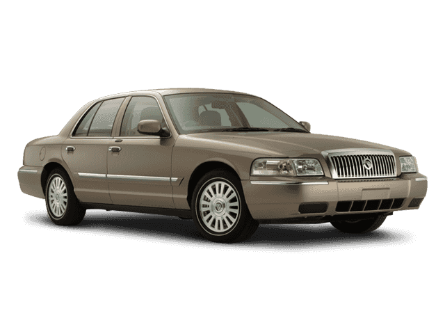 Pre-Owned 2008 MERCURY GRAND MARQUIS GS Sedan 4